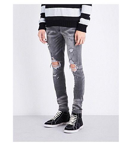 Mens Thrasher Skinny Jeans Amiri 92qSCM