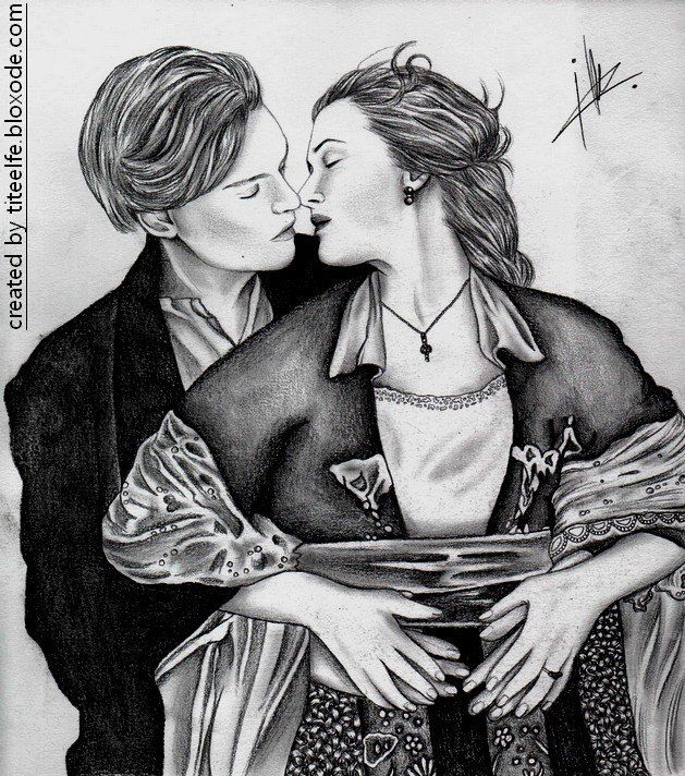 #Leonardo #Dicaprio and #Kate #Winslet in #Titanic All my ...