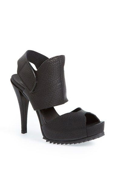 5441d91f3 Free shipping and returns on Pedro Garcia  Pansy  Slingback Sandal (Women)  at Nordstrom.com. Pedro Garcia s signature sawtooth sole adds bold texture  to a ...