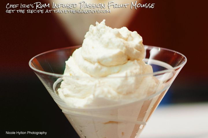 Mature dessert