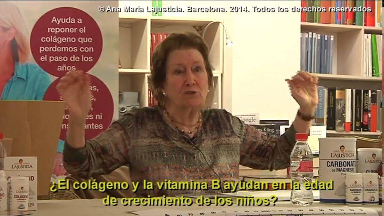 Presentacion De Ana Maria Lajusticia El Magnesio En El Deporte