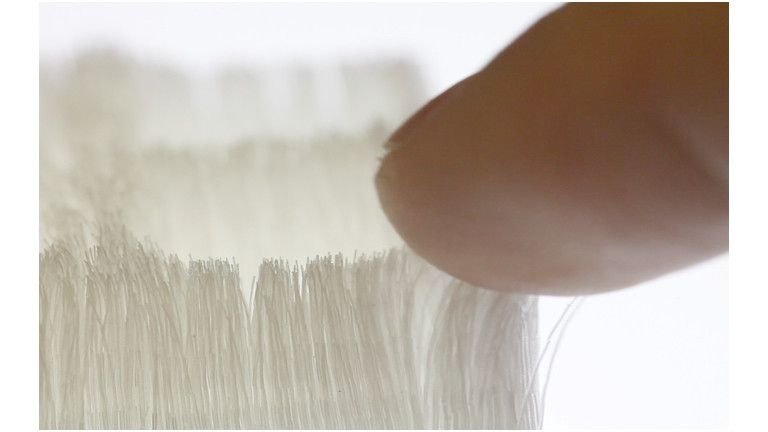 MIT researchers create 'Cilllia' — a sensor-filled 3D-printed hair