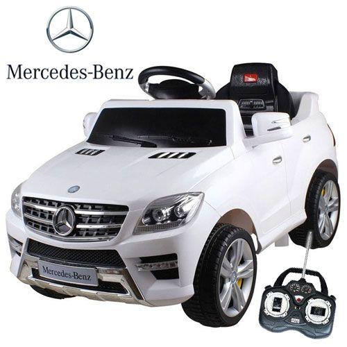 Kids Licensed Mercedes Ride On Jeep Kids
