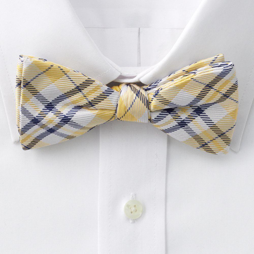 Fun bow tie.