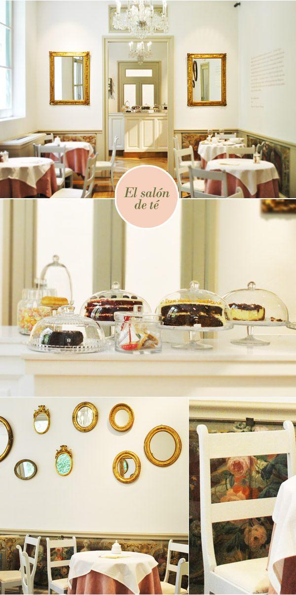 Salón de té Museo del Romanticismo @plandechicas