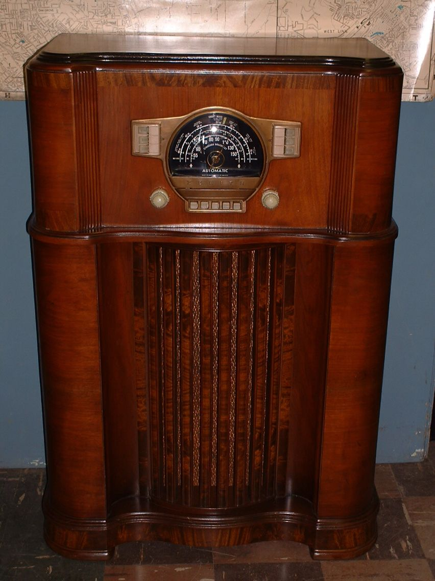 Fada Radio Model 790 Vintage Radios For Sale T