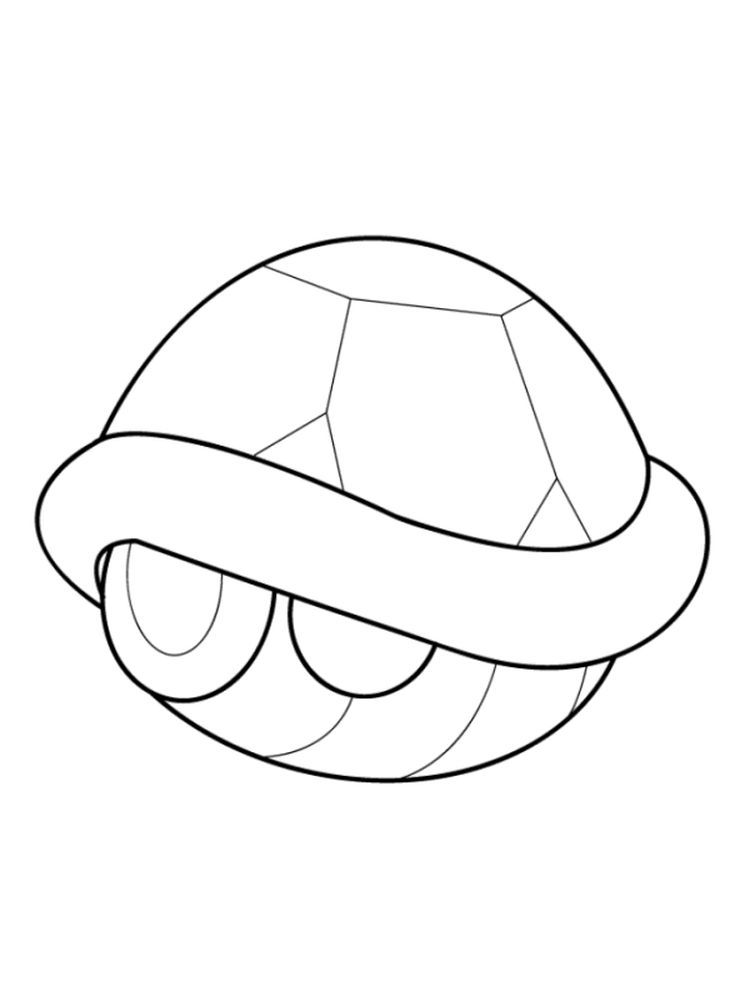 Scallop Shell Coloring Page Scallop Shells Coloring Pages