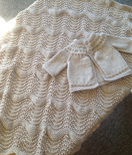 Knitionary Easy And Free Simply Beautiful Baby Blankets To Knit