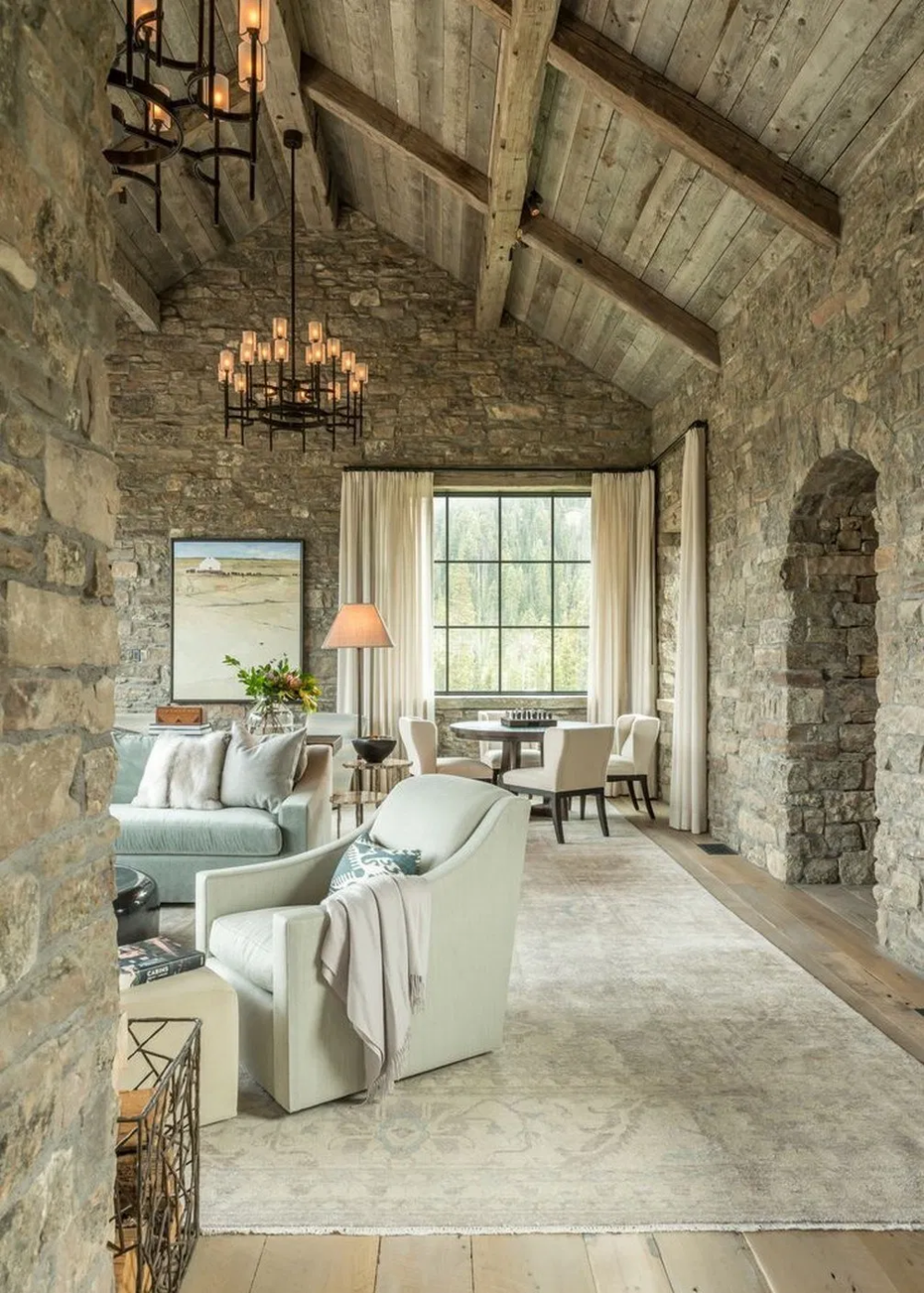 Pin By Beverley Kelso On Dream Home In 2020 Beautiful Houses Interior House Interior Decor Rustic House