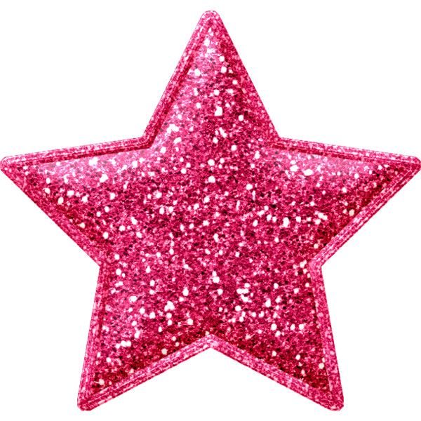Star 1 Maryfran Png Liked On Polyvore Featuring Stars Fillers Pink Backgrounds And Embellishments Stars Barbie Images Clip Art