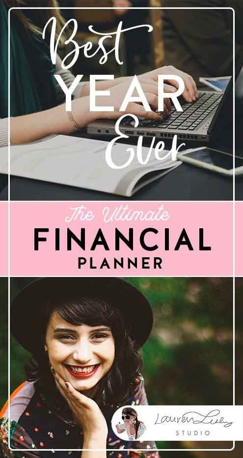 The ultimate Financial planner is a printable monthly planner designed to help y... - Printables + Free Prints -