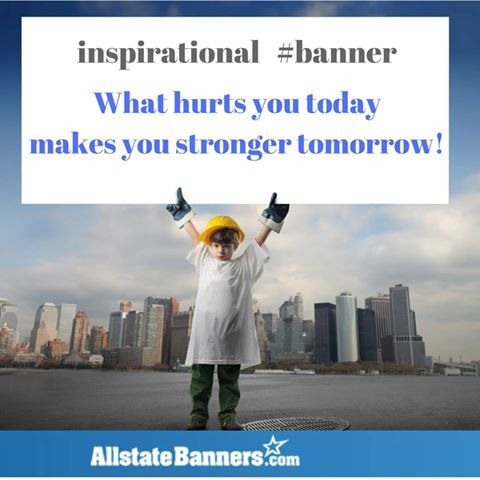 Today Inspirational #banner! Have a wonderful weekend!  AllStateBanners.com Corp.