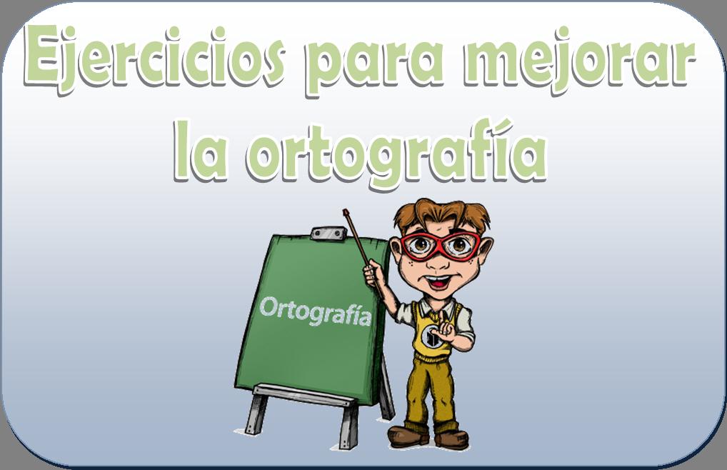 JUEGOS DE ORTOGRAFIA CASTELLANA