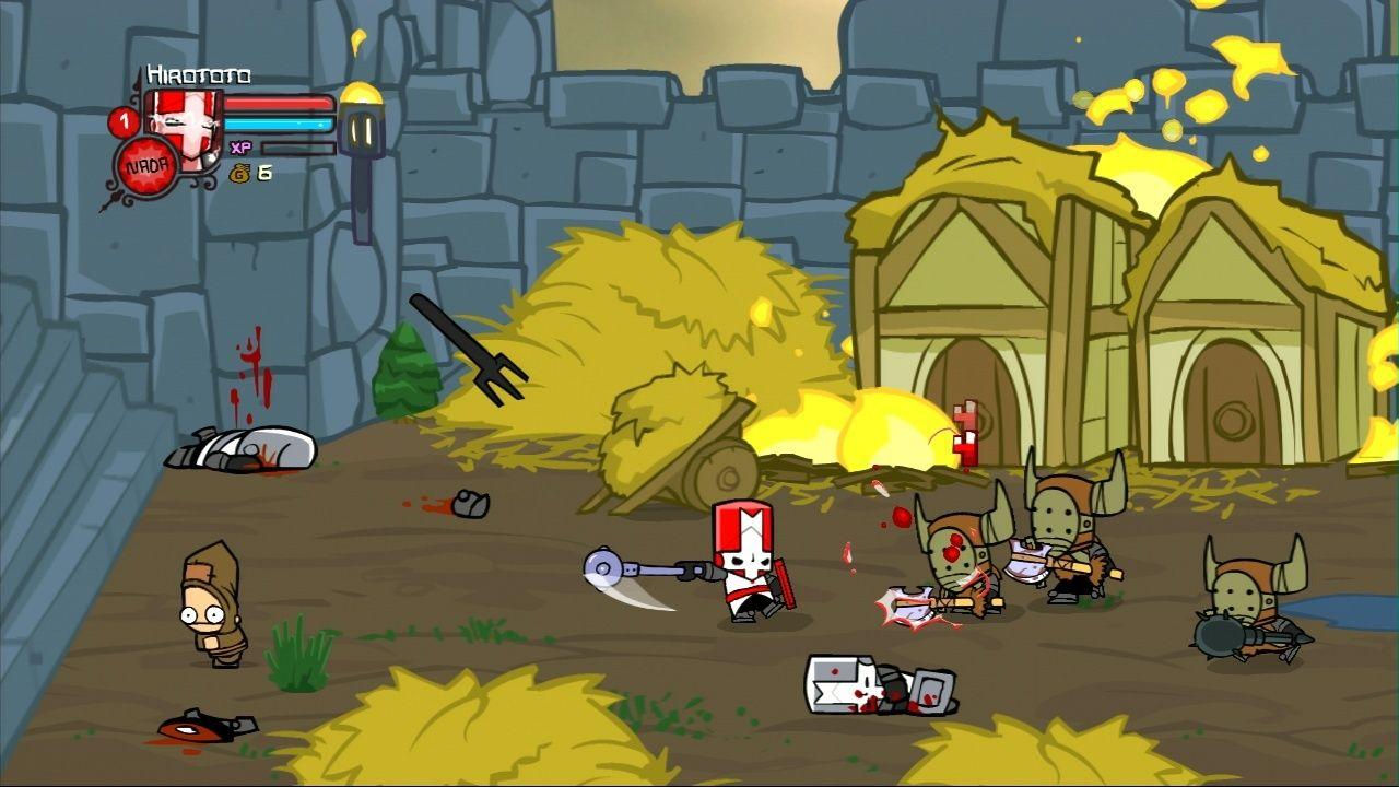 Castle Crashers Ps3 Xbox 360