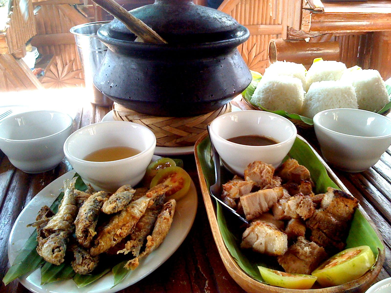 Tawilis Grilled Liempo And Bulalo In Tagaytay Foodie Pinoy Food Asian Recipes