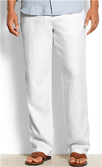 3cffc92b8c Tommy Bahama - New Linen on the Beach Easy Fit Pants: Roll up the bottoms  and throw on flip flops for one of those final days at the beach or just a  ...