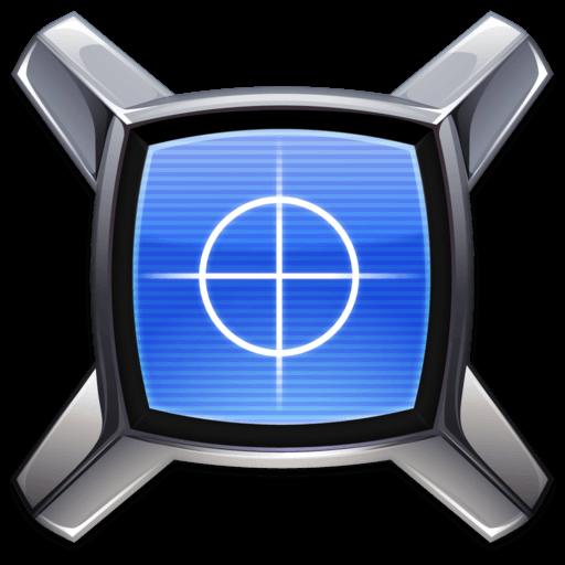 xScope app icon Apple desktop, App, Measurement tools
