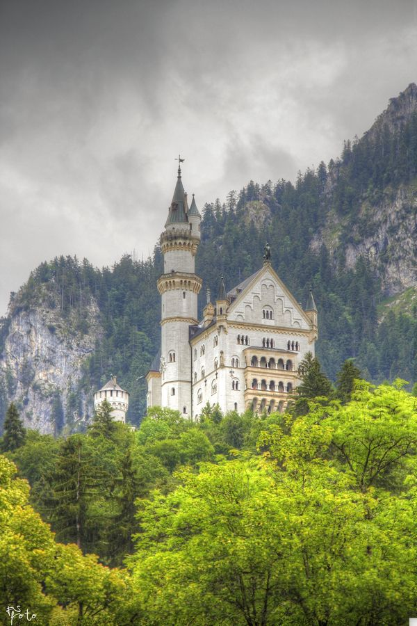 Neuschwanstein Castle Germany Germany Castles Travel Favorite Neuschwanstein Castle