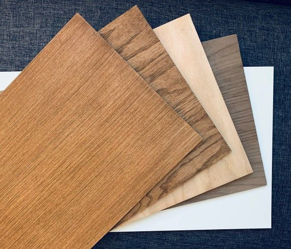 Stained Finished Plywood Sheets Craftwood Mdf Oak Walnut Etsy In 2020 Finished Plywood Plywood Sheets Wood Crafts