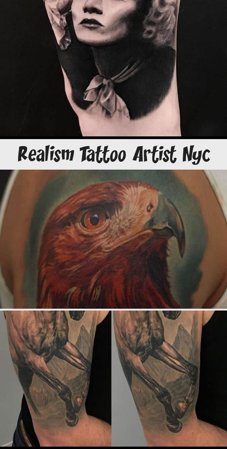 best realism tattoo artists in nyc