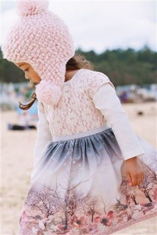 Lace Scene Prom Dress (3mths-6yrs) from Next | Kids&fashion ...