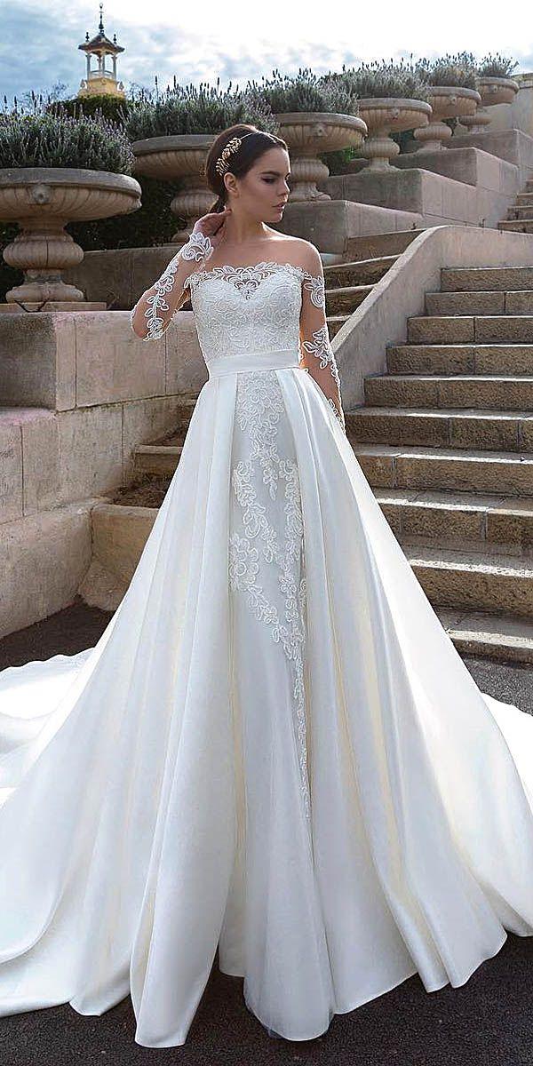 Designer Highlight: Crystal Design Wedding Dresses   Wedding dress ...