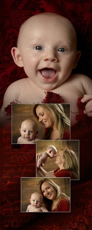 """""""Mommy and Baby Love"""" by Portrait Creations photography studio in Charlotte, NC."""