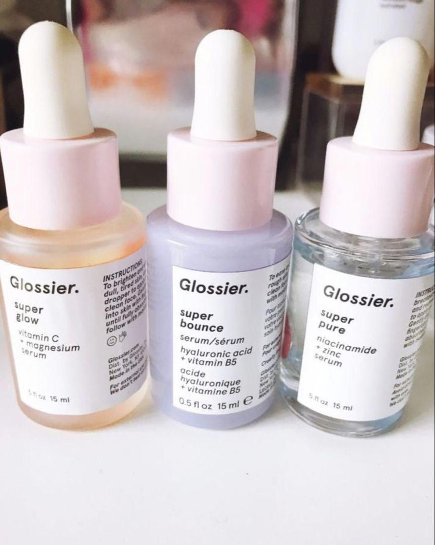 Glossier Skin Care Skincarekit Where To Buy Glossier Does Glossier Sell In A Store Do I Have To Buy Glossier In 2020 Buy Skincare Skin Care Essential Oil Skin Care