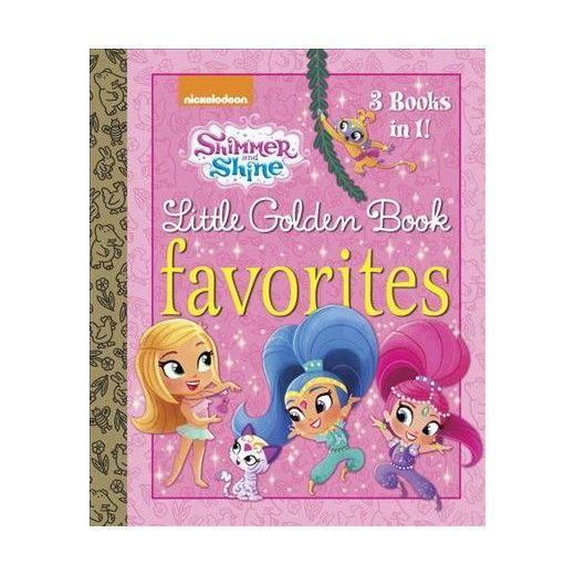 Shimmer And Shine Little Golden Book Favorites (Shimmer
