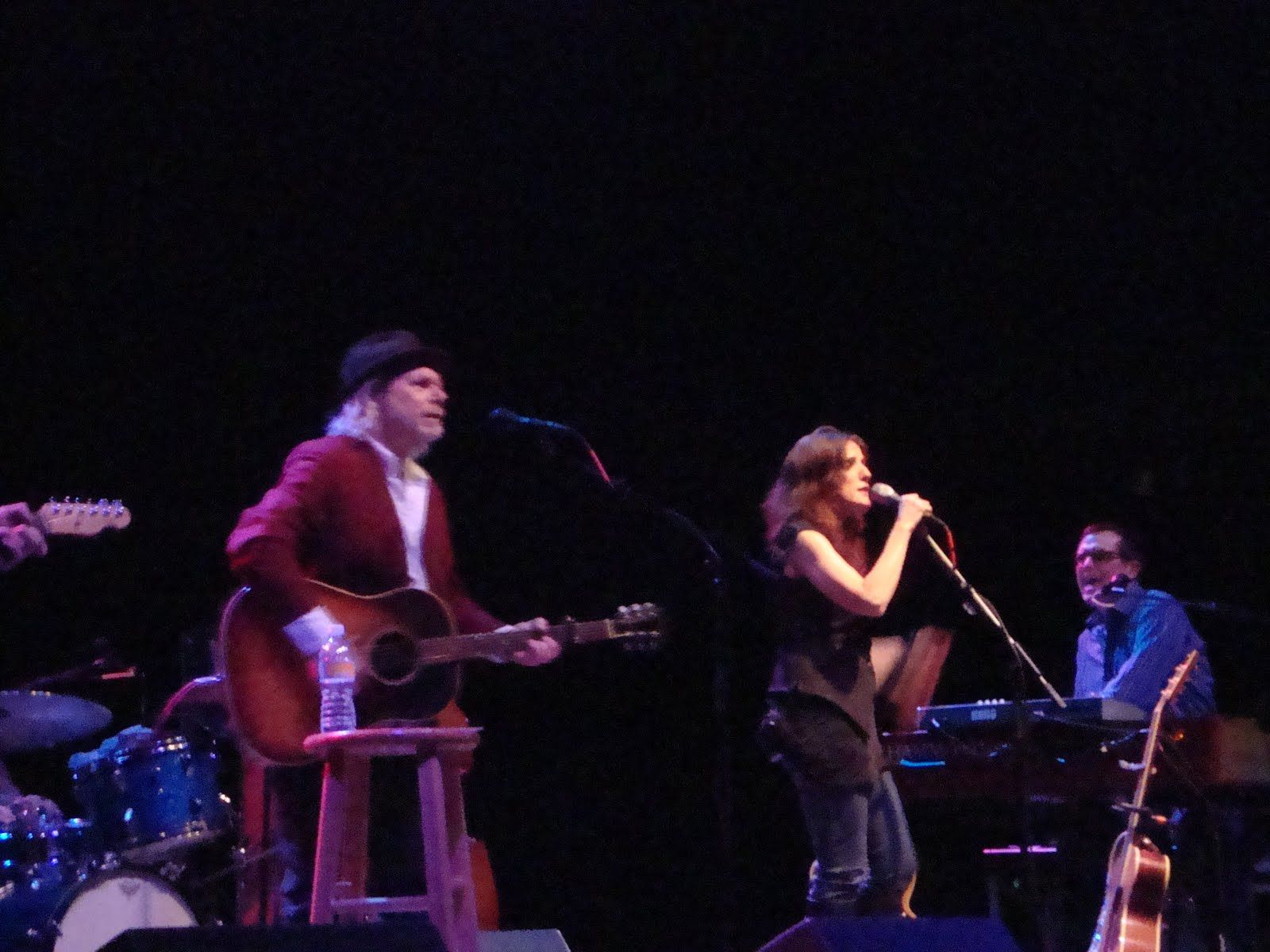 Patty Griffin with Buddy Miller, HoB/Dallas, 2010