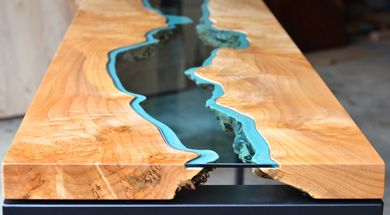Greg Klassen Furniture Maker River Console Table