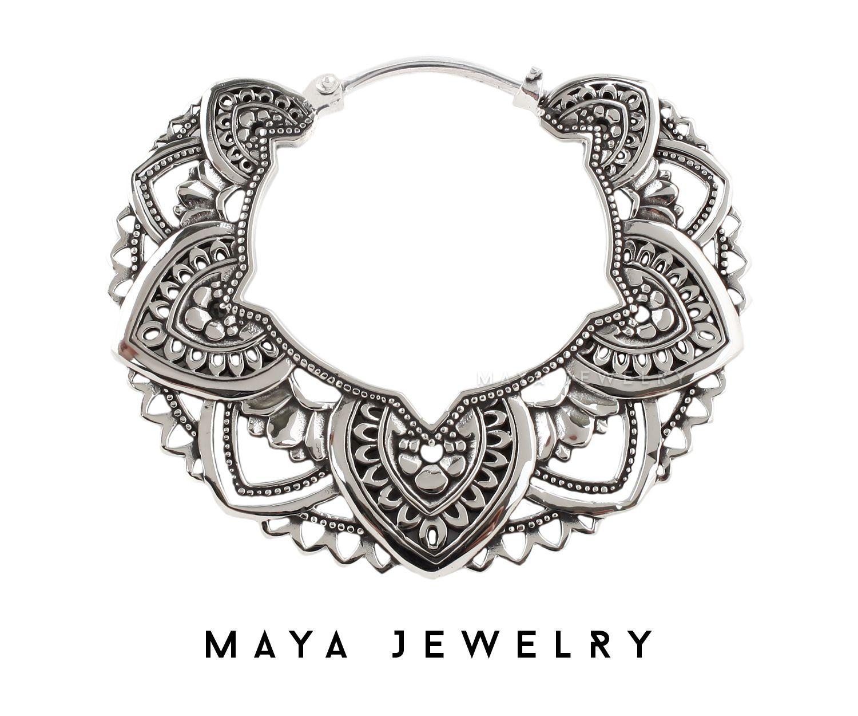 Maya Jewelry Empress earrings