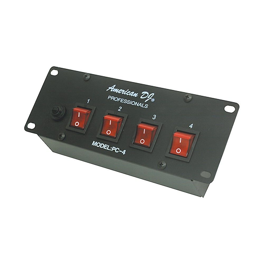 American dj pc channel switch center products pinterest