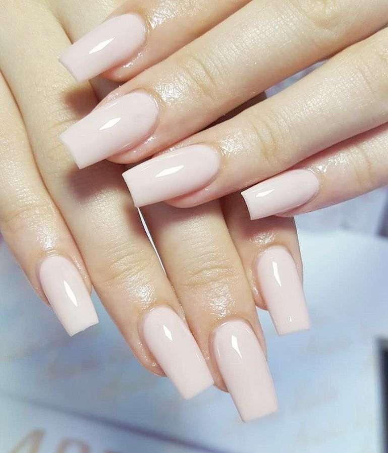 Home Blend Of Bites Neutral Nails Acrylic Neutral Nails Neutral Nail Art