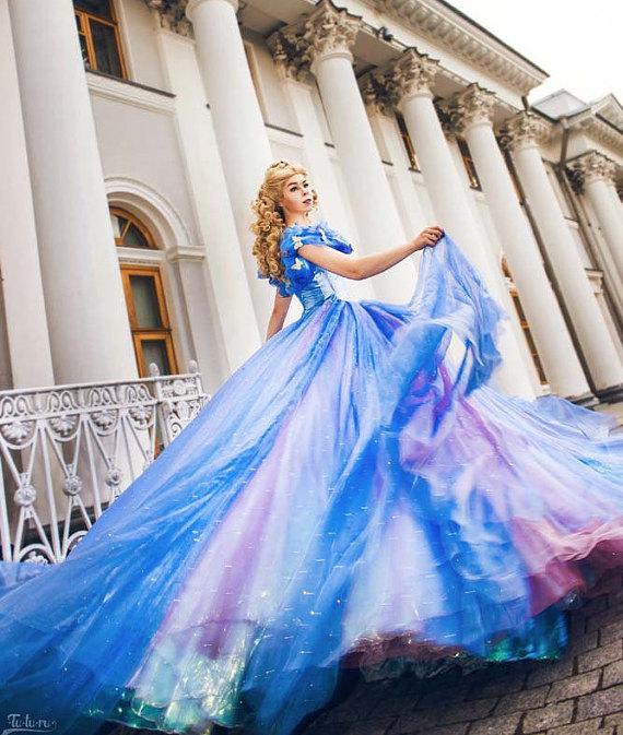 ♥ Jedes Mädchen hat einen Traum, wo wird sie eine Prinzessin ...