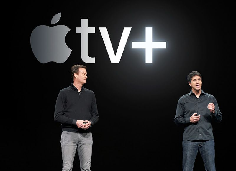 Apple Challenges Netflix & Amazon With New TV+ Streaming