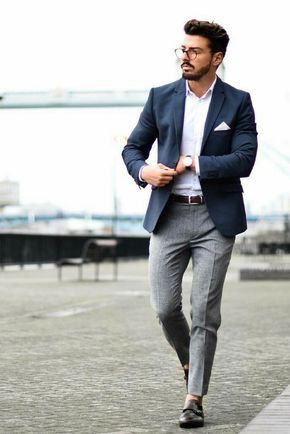 mens formal color combinations