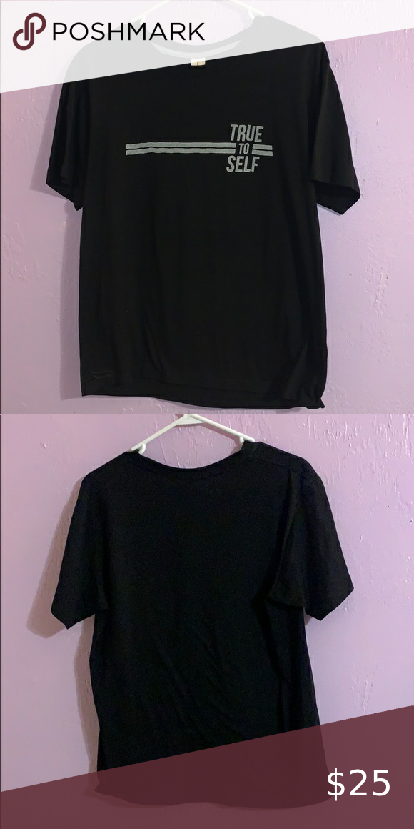 Bryson Tiller True To Self Tour Tee Black Size L Bryson Tiller Tops Tees Short Sleeve Black Tee Tops Tees Women Shopping