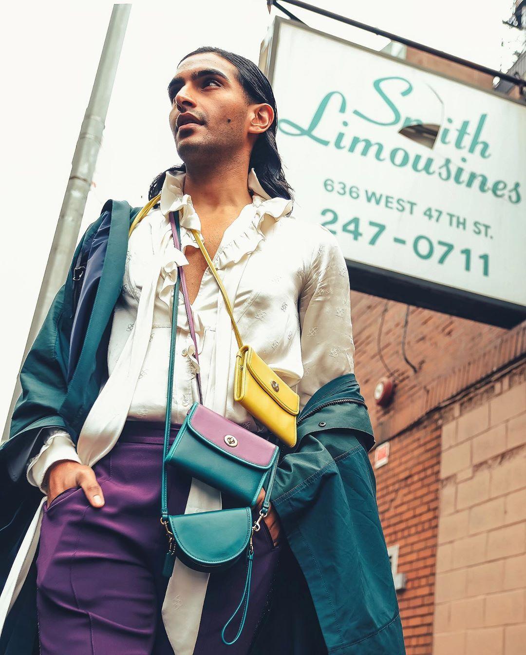 NYFW2020 with @rahi_chadda at @coach @nyfw #nyfw #nyfw2020 #fujifilm #fujifilmxt3 #streetphotography #portrait...NYFW2020 with @rahi_chadda at @coach @nyfw #nyfw #nyfw2020 #fujifilm #fujifilmxt3 #streetphotography #portrait #portraitphotography #fashionphotography #nyc #manhattan #newyork #newyorkcity #fashion #style #gorgeous #color #ilovefashion #beauty #coach #icapture_nyc #newyork_ig #nyconline #newyork_originals #thisisnewyorkcity