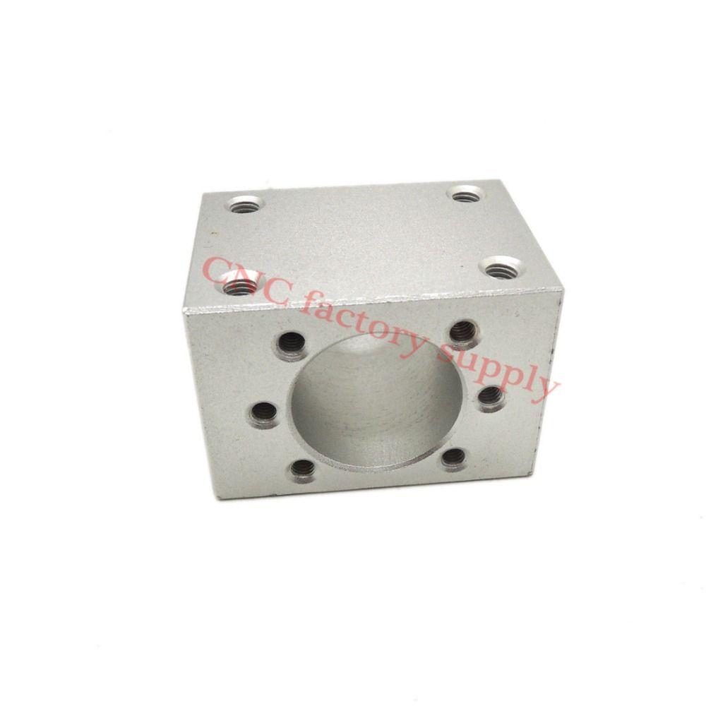 1x SFU1204 CNC Parts Ballscrew Nut Housing Mount Bracket Fits for Ball Screws US Shipping