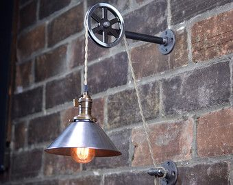 Industrial wall sconce pendant edison by newwineoldbottles metall industrial wall sconce pendant edison by newwineoldbottles aloadofball Choice Image