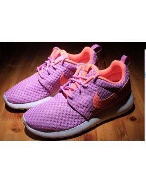 partecipante Canoa litro  Nike Roshe Run One BR Purple Orange Womens | Nike free shoes, Black nike  shoes, Toms shoes women