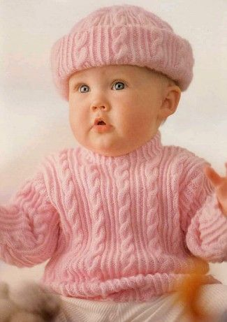 Vintage Patons Baby Knitting Patterns | Baby Sweater Sets | Pinterest