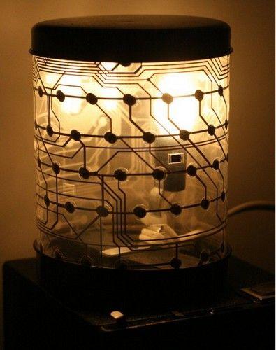 12+ Como reciclar una lampara de mesa inspirations