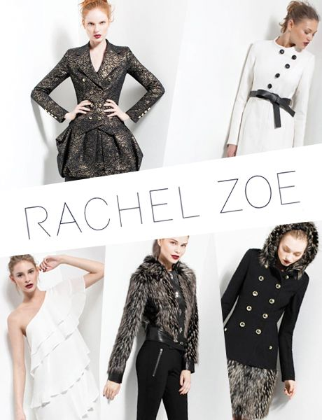 new rachel zoe collection has some great pieces.  [image via lucky tumblr]