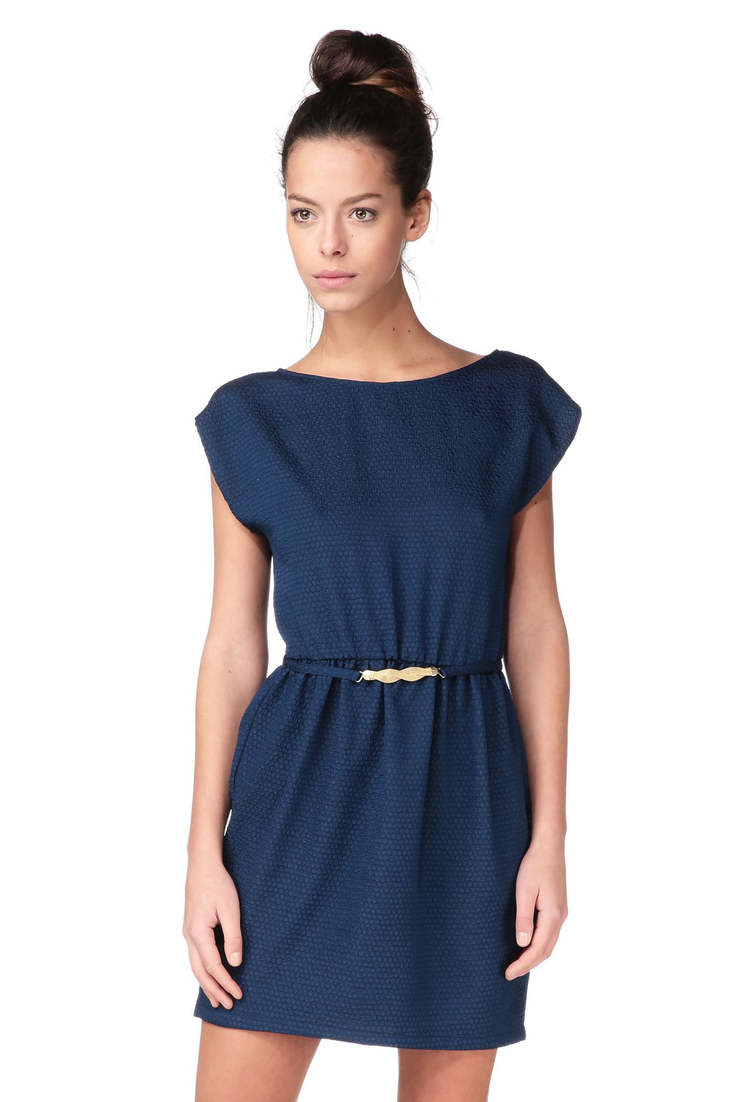 Robe bleu sessun