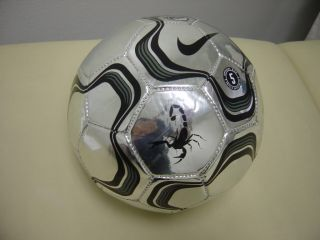 a005e0c4d161 Nike chrome scorpion football