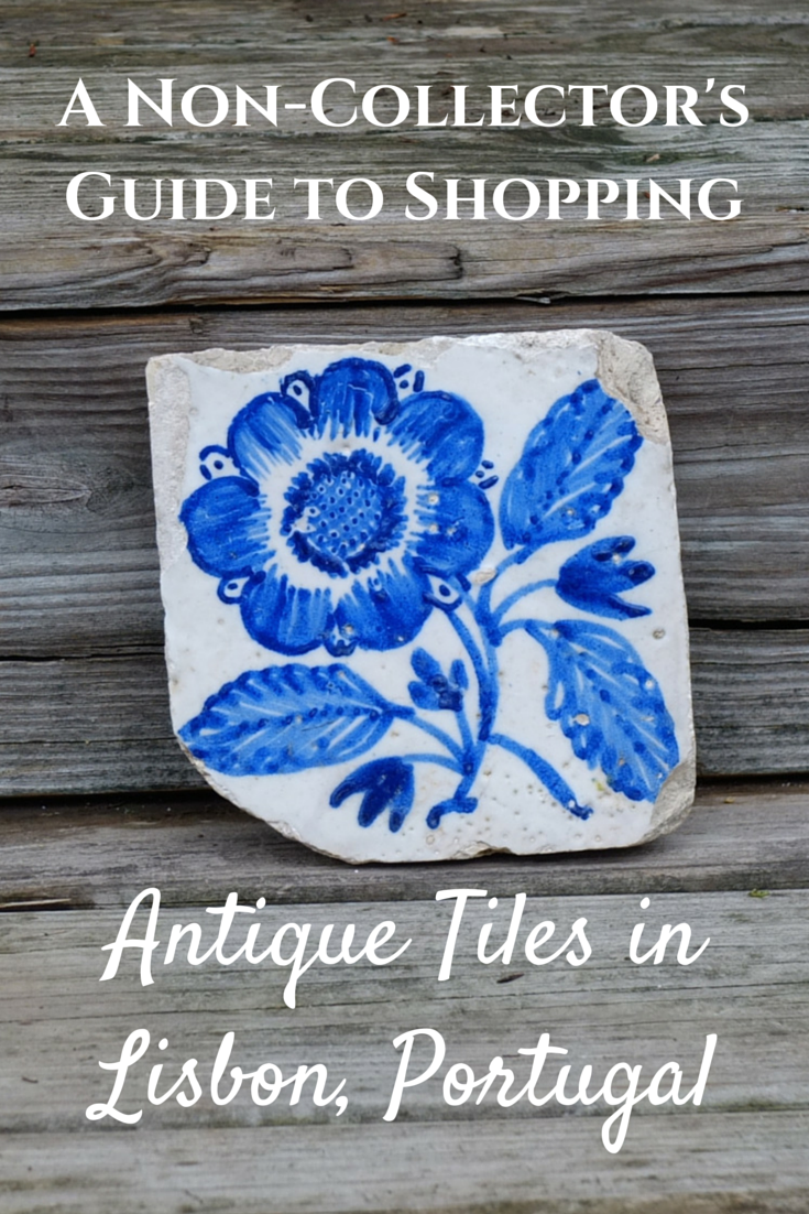 Azulejos Lisbon Portugal: Guide to shopping antique tiles | 17th ...