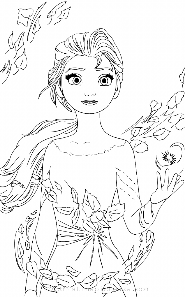 Coloring Coloring Elsa Coloring Pages Elsa Coloring Disney Coloring Pages Printables