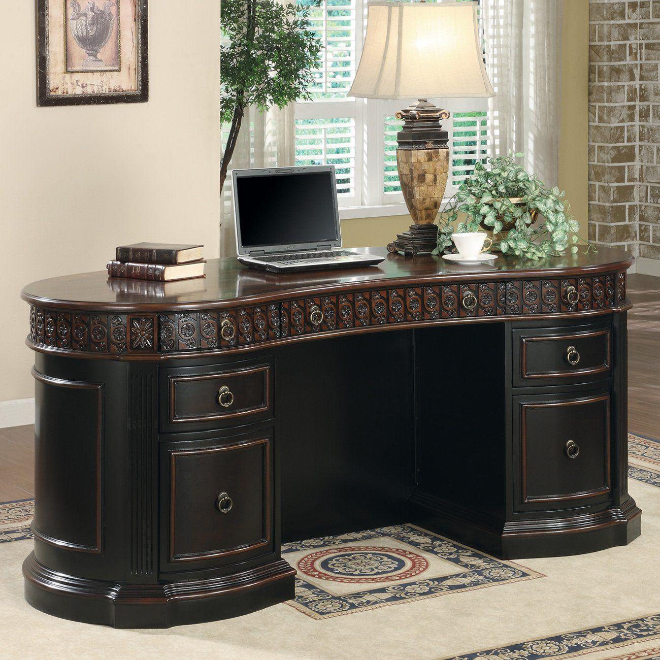 Coaster Fine Furniture 800921 Rowan Desk Home Showroom